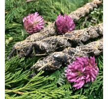 Скрутка восковая с травами на Очищение