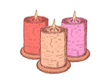 Все магические свечи